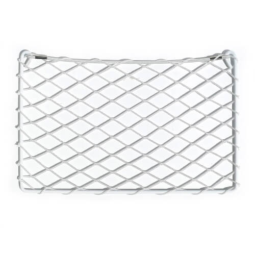 Storage net - Black Metal frame