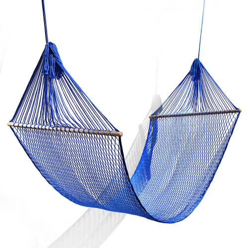 Hammock Bora-Bora with wood