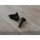 Fixing screw black